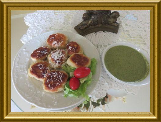 Parmesan Gnocchis