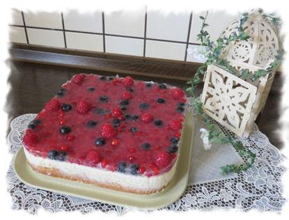 Milchreis Obst Torte1
