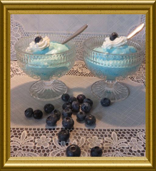 Blaue Trollkrem aus Norwegen