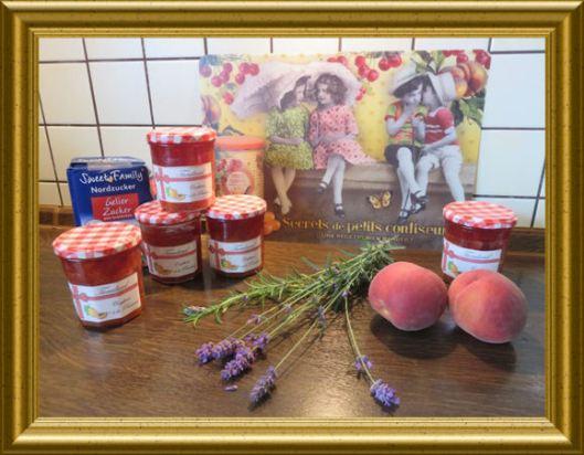 Confiture á la Provence aus der Taraland Küche
