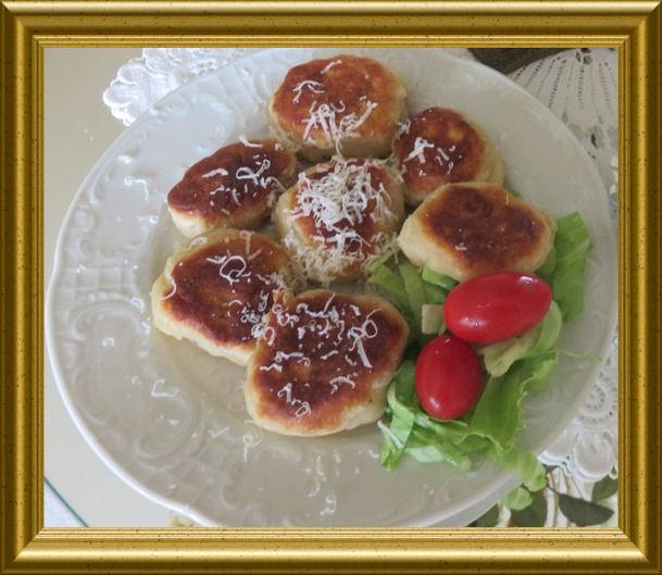 Gnocchis mit Pilzen