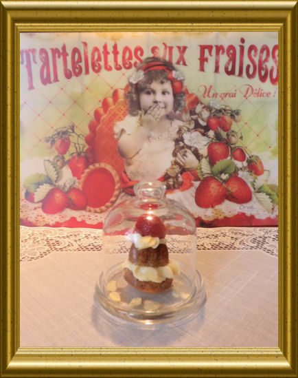 Mini-Erdbeer-Guglhupf (2)