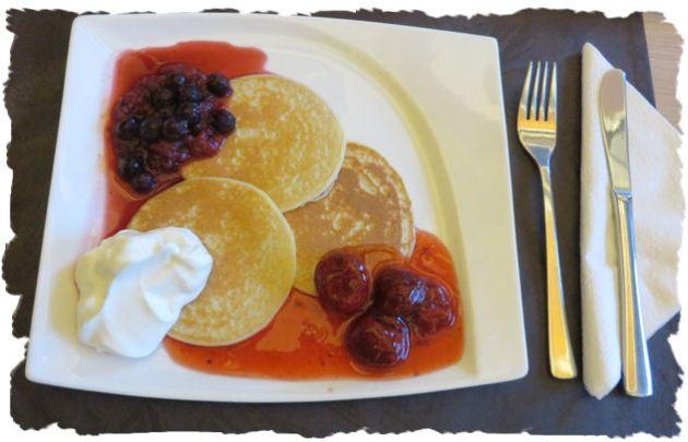 Pancakes Eierkuchen und Co.
