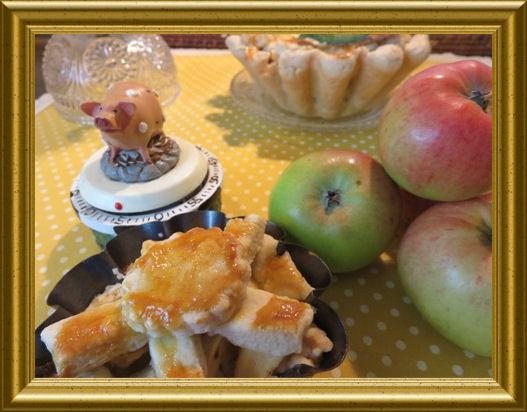 Tantchens Apple Pie