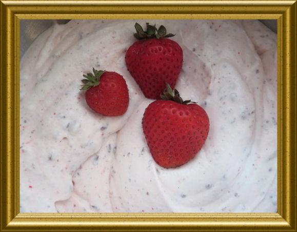 Taraland Eiscreme mit YOGURETTE aus der Taraland Lehrküche