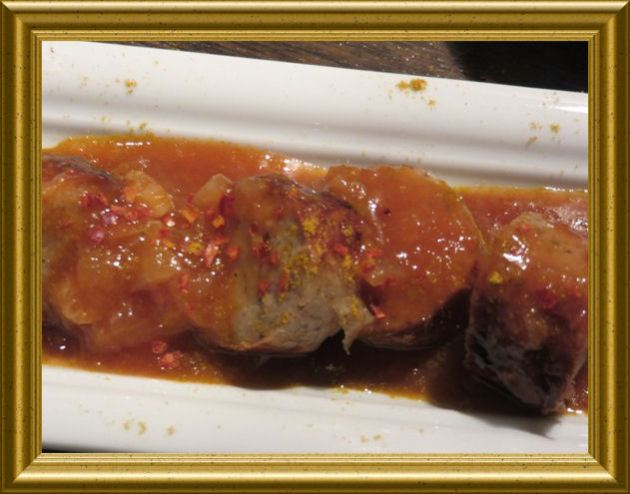 Currywurstsauce nach Art des Hauses aus der Taraland Lehrküche