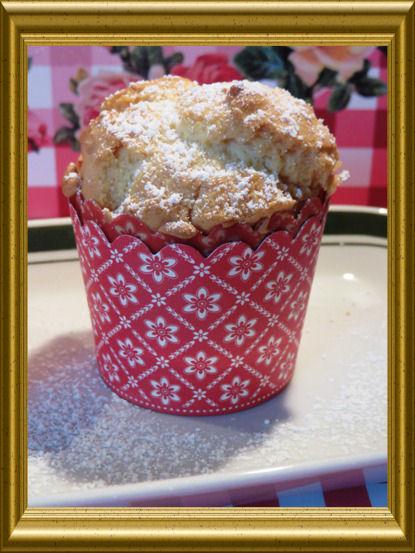 Apfel-Zimt-Muffins aus der Taraland Lehrküche
