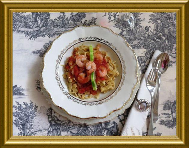 Scharfe Chilisauce aus der Taraland Lehrküche