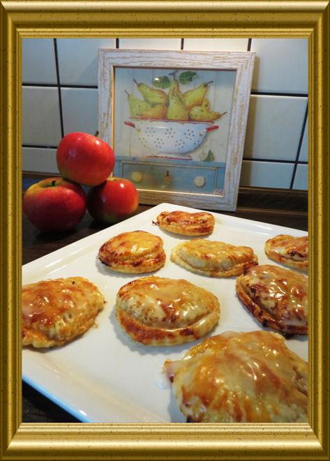 Apfel-Birnen-Gebäck aus der Taraland Lehrküche