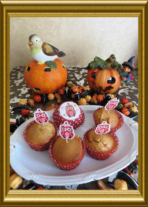 Bailey Muffins aus derTtaraland Lehrküche