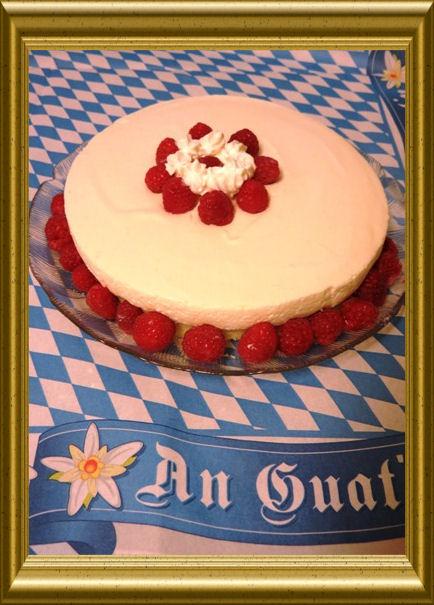 Bayrisch' Creme' Torte aus der Taraland Lehrküche