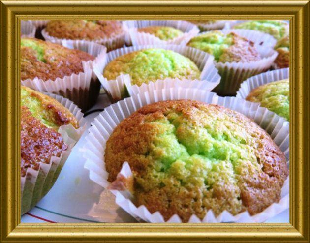 Grüne Halloween Muffins aus der Taraland Lehrküche 2015