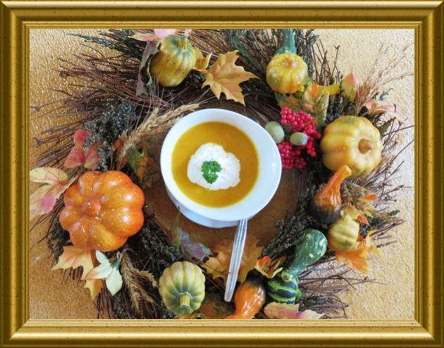 Halloween Suppe aus der Taraland Lehrküche
