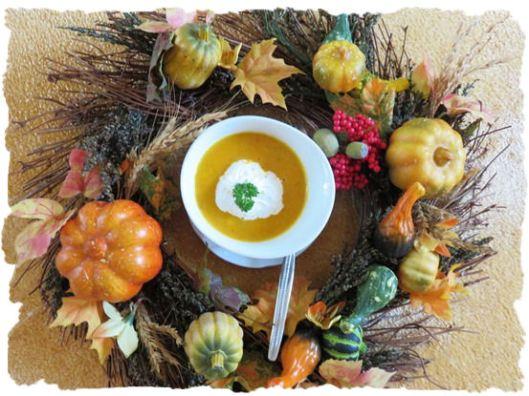 Halloween Suppe aus der Taraland Lehrküche zu Halloween 2015