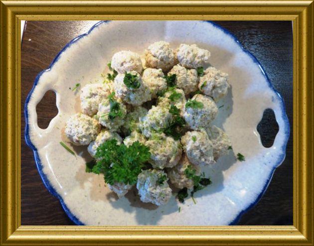 Klösschen für Kürbissuppe (3)