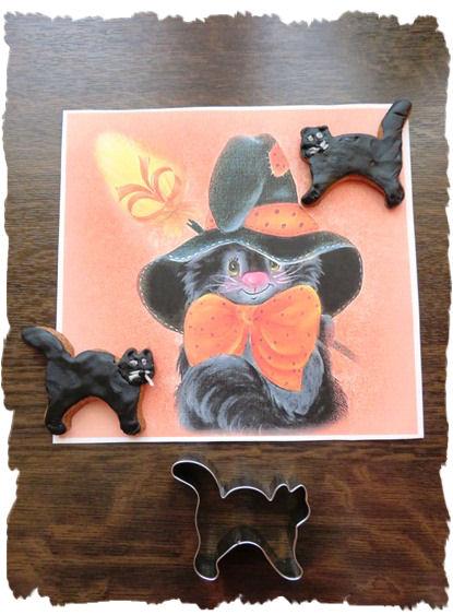 Salems Halloween Kekse aus der Taraland Lehrküche 2015