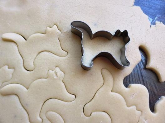 Salems Halloween Kekse aus der Taraland Lehrküche