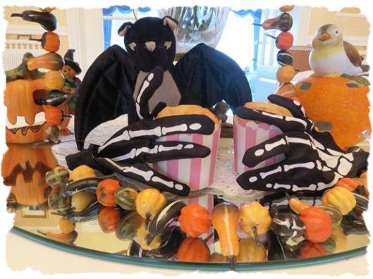 Samhain Muffins zu Halloween 2015