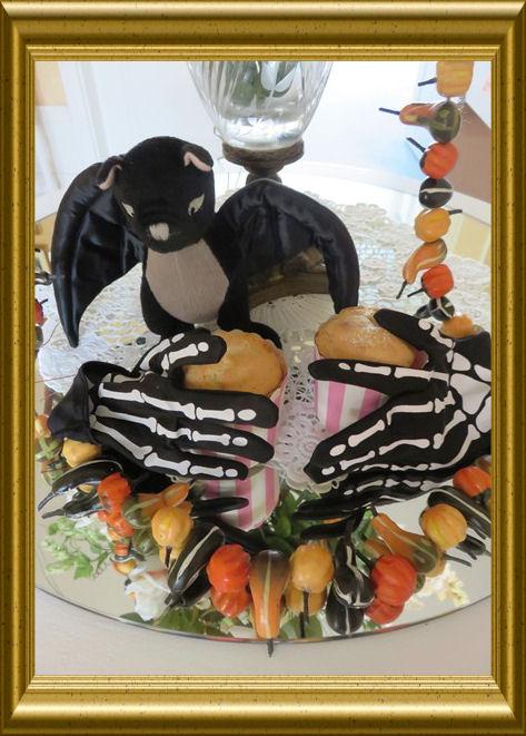 Samhain Muffins aus der Taraland Lehrküche