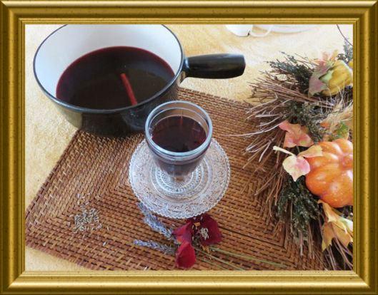 Samhain Ritualwein aus der Taraland Lehrküche