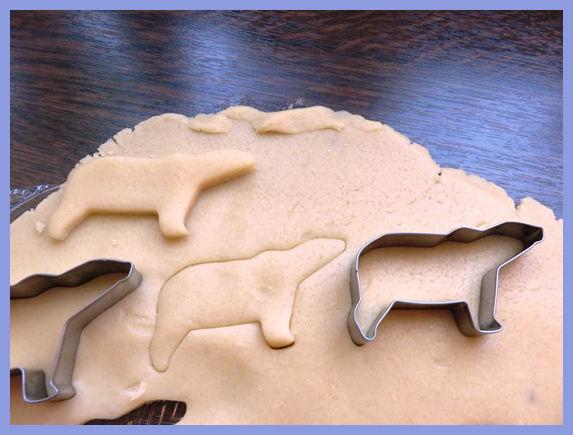 Bärenplätzchen aus der Taraland Lehrküche