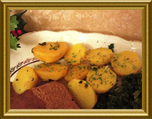 Bouillion - Kartoffeln aus der Taraland Lehrküche
