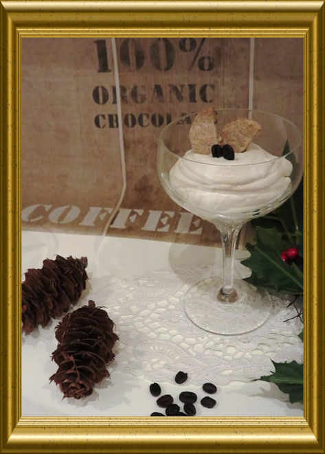 Cappucino -Créme aus der Taraland Lehrküche