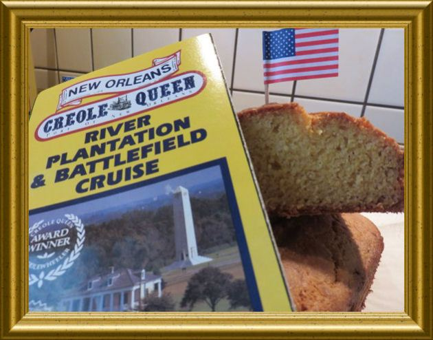 Cornbread Maisbrot aus Carolina von der Taraland Lehrküche
