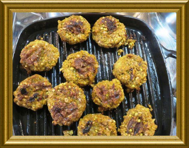 Falafel aus Marokko aus der Taraland Lehrküche