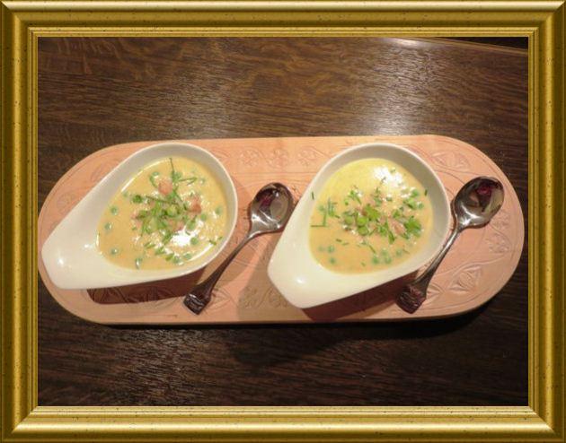 Friesische Kartoffelsuppe aus der Taraland Lehrküche