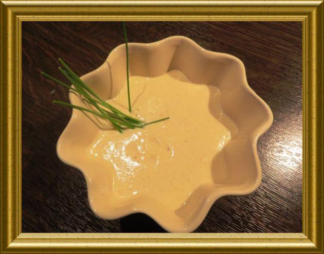 Joghurt-Senf-Sauce aus der Taraland Lehrküche