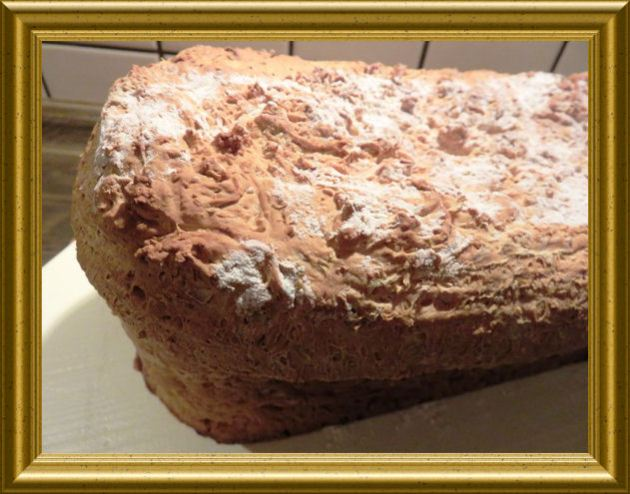 Kartoffelbrot aus dem Siegerland - Riewekooche  aus der Taraland Lehrküche