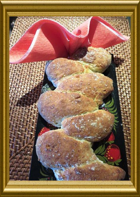 Pain d´ Epi - Französisches Brot aus der Taraland Lehrküche
