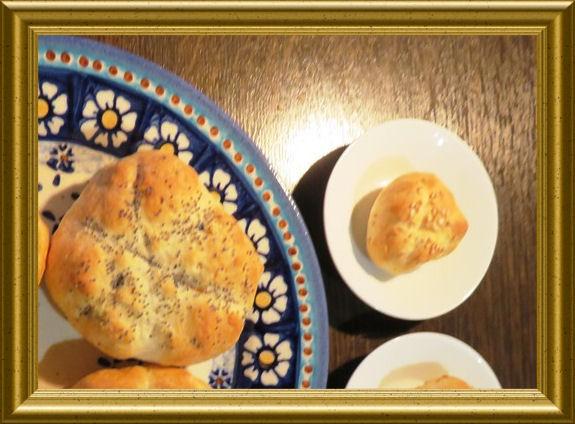 Quarkbrötchen aus der Taraland Lehrküche