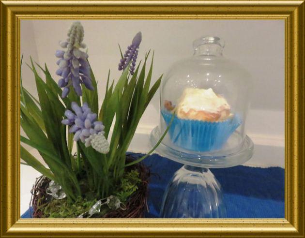 Weisse Muffins aus der Taraland Lehrküche