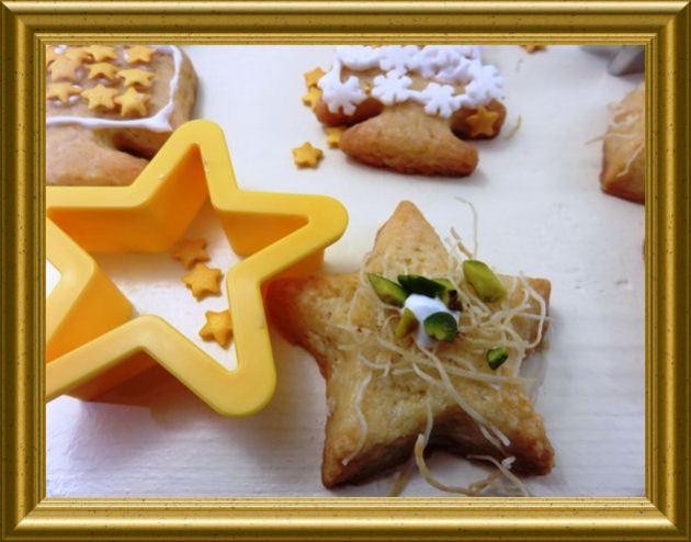 Zitronen Sterntaler aus der Taraland Lehrküche