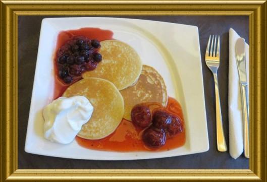 Like IHOP Pancakes aus der Taraland Lehrküche