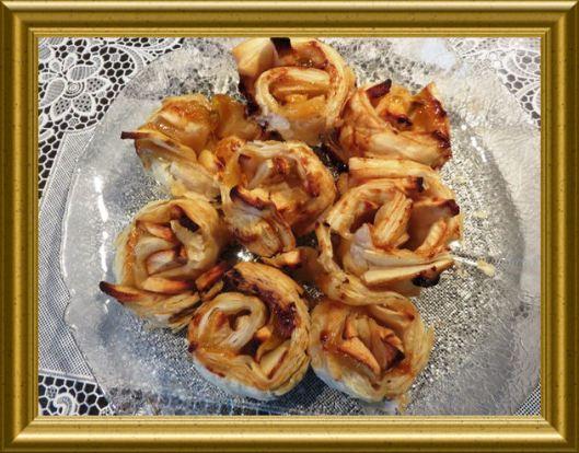 Apfelrosen Varianten aus der Taraland Lehrküche