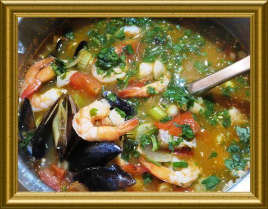 Bouillabaisse - Provenzalischer Fischtopf aus der Taraland Lehrküche