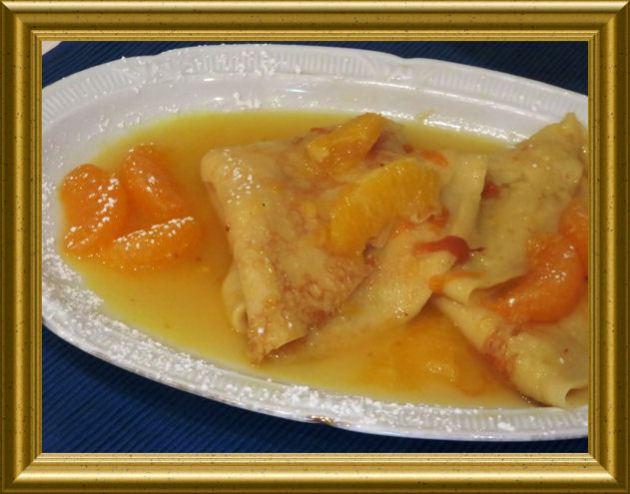 Crépes suzette Lieblingsrezept aus der Taraland Lehrküche