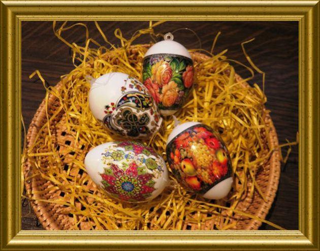 Eier mit Schrumpffolie aus der Taraland Lehrküche
