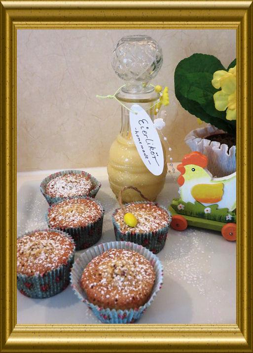 Eierlikör Muffins aus der Taraland Lehrküche
