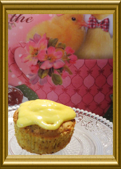 Eierlikör Muffins mit Frosting aus der Taraland Lehrküche