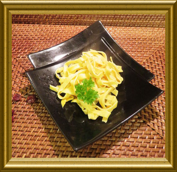Fettuccini aus der Taraland Lehrküche