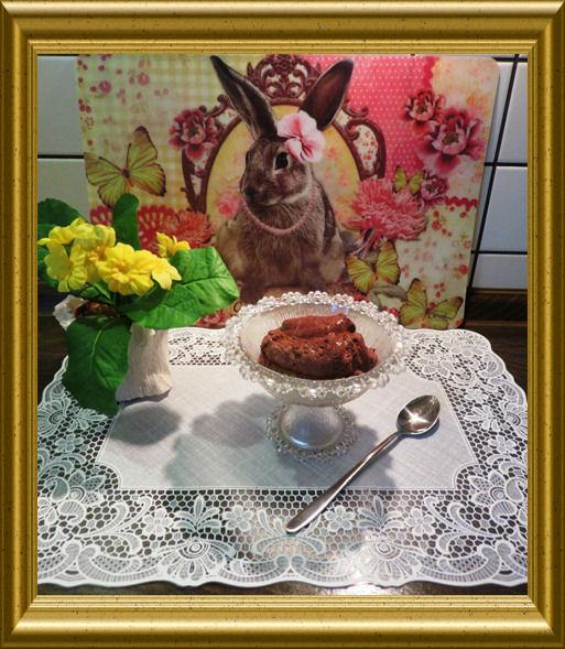 Mousse au café aus der Taraland Lehrküche