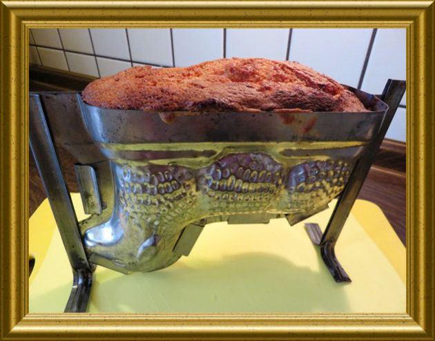 Osterlamm aus der Taraland Lehrküche