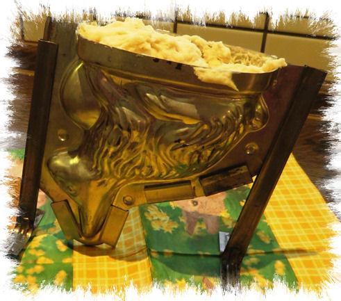 Schoko-Osterhase aus der Taraland Lehrküche