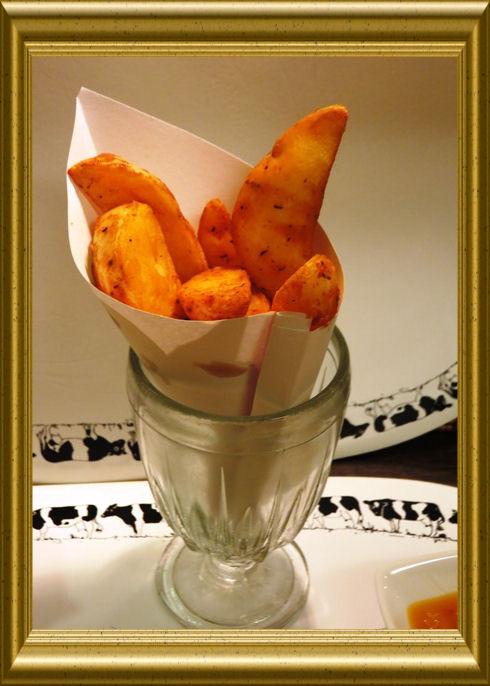 Belgische Fritten aus der Taraland Lehrküche