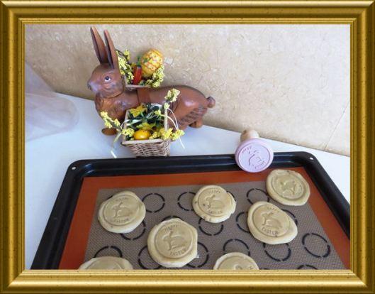 Osterkekse aus der Taraland Küche