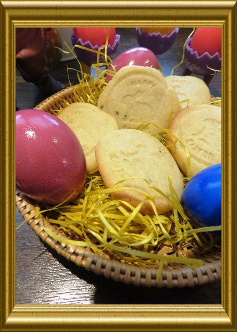 Osterkekse  aus der Taraland Lehrküche
